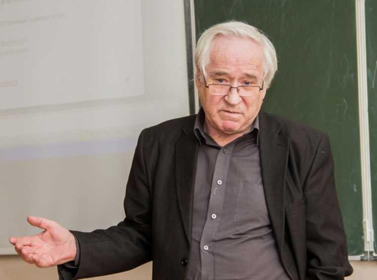 Умер исследователь челябинского метеорита. Фото