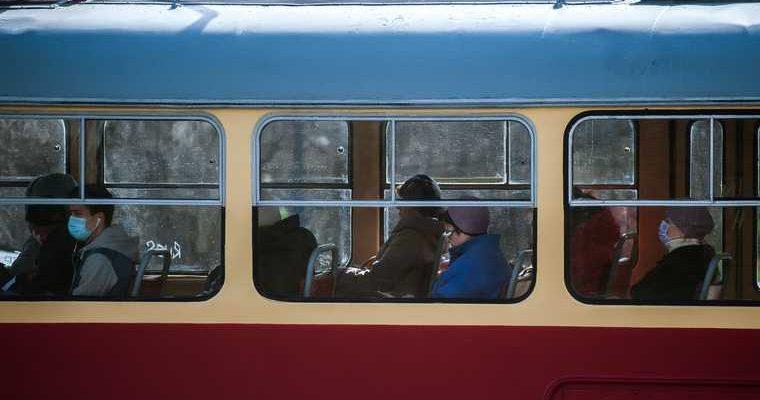 ЧП с трамваем Екатеринбург