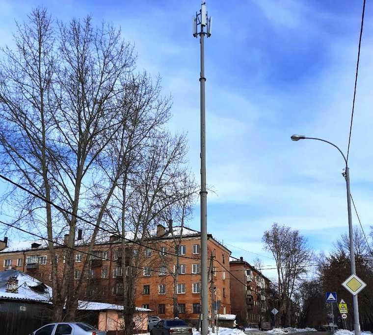 Жители Екатеринбурга восстали против вышки 4G. Ее строитель хочет нанять ОМОН. Видео