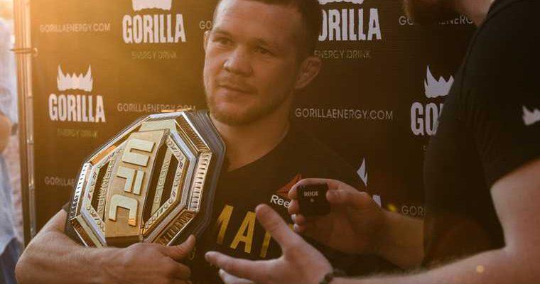 юфс Петр Ян Аджамейн Стерлинг реванш повтор решение судьи глава UFC