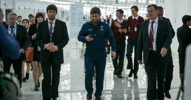 сколько тратят деньги охрана Рамзан Кадыров деньги