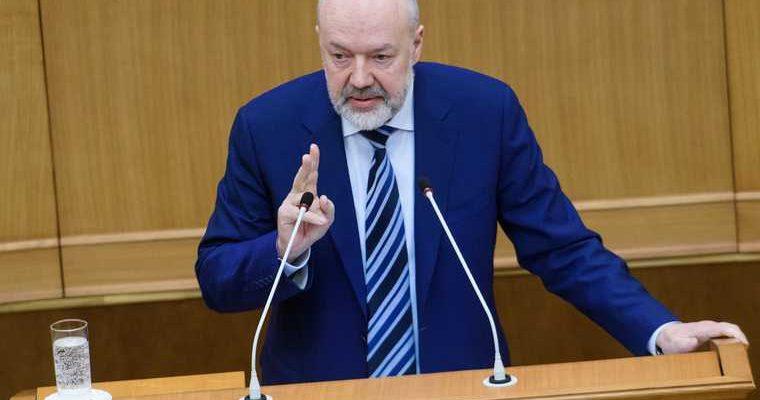 Павел Крашенинников праймериз «Единой России» Екатеринбург