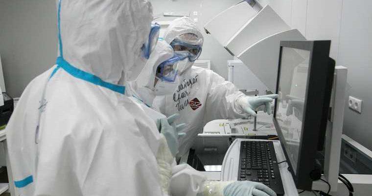 коронавирус исследование заразный распространение