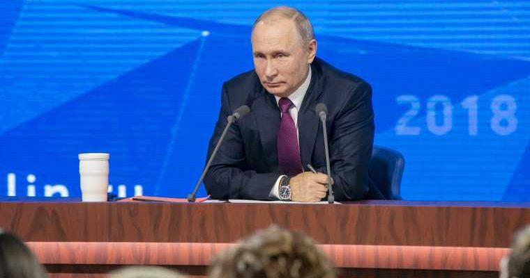 Владимир Путин хобби развлечения чем любит заниматься