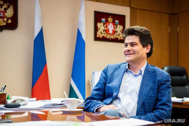 Интервью с Александром Высокинским. Екатеринбург