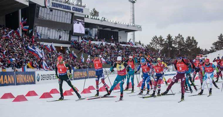 Лыжные гонки Тюмень