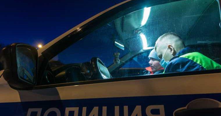 Челябинск суицид полиция остановка
