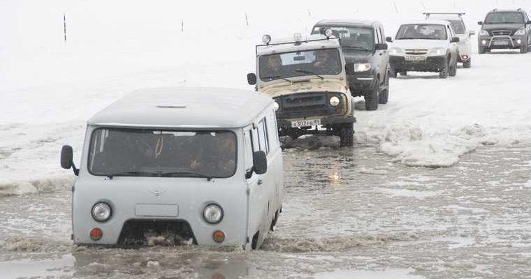 новости хмао перекрыли движение закрыли зимник ледовая переправа ограничили движение мчс югры спасатели предупредили