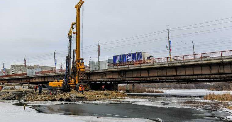 закроют Ленинградский мост Челябинск