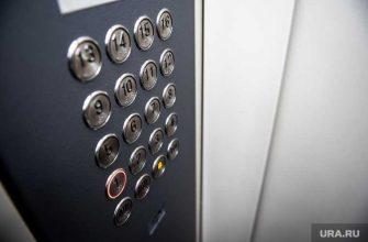 мальчик застрял в лифте в Московской области