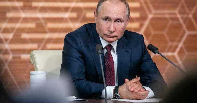 Единая Россия Путин больничные родители школьников