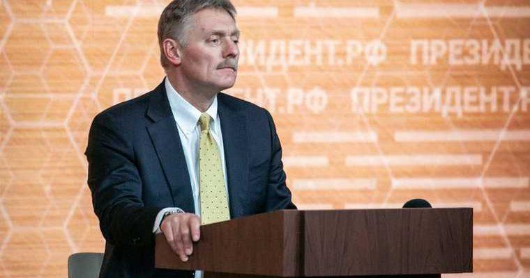 Песков рассказал о предупреждении Путина