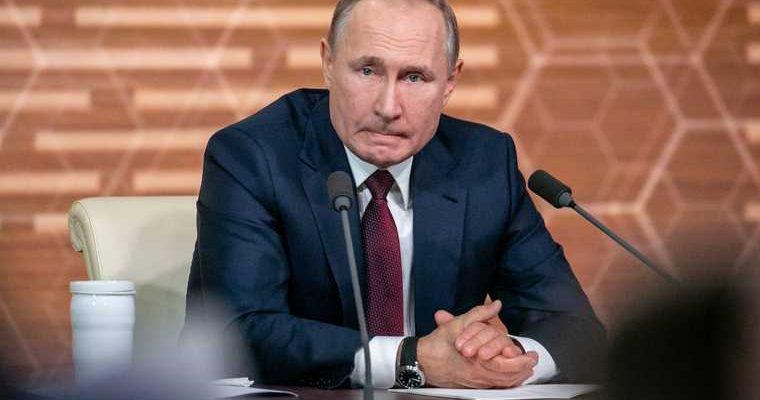 Путин заявил о новом виде спорта — «цеплять Россию»