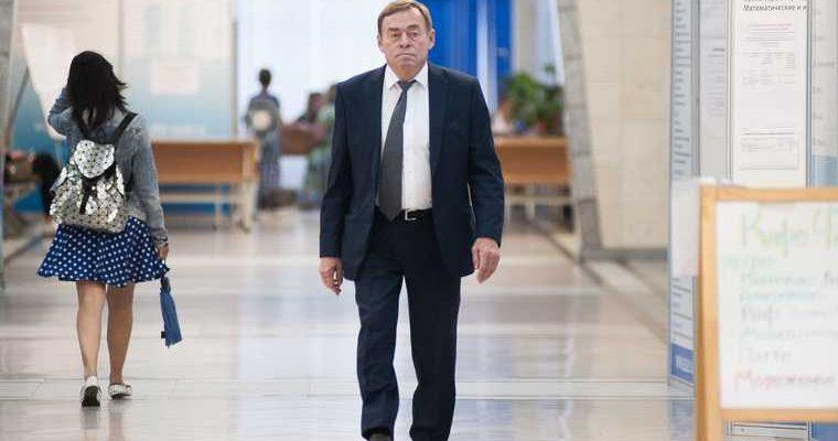 Валентин Лаппо заксобрание Единая Россия выборы