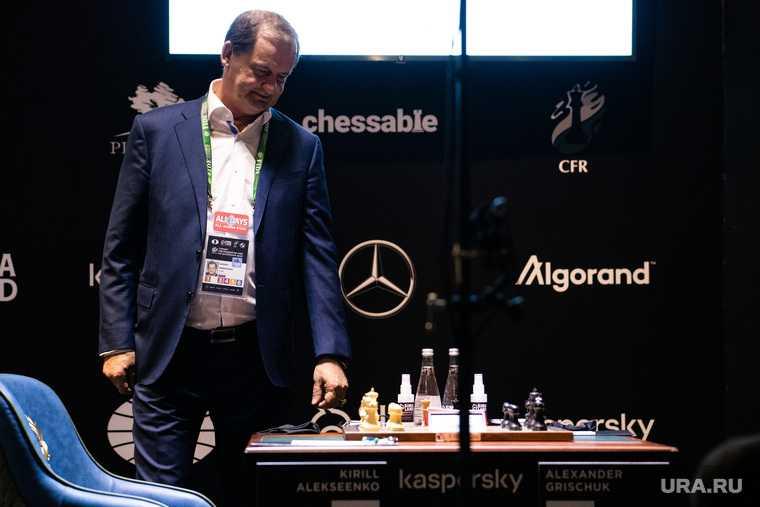 Турнир претендентов Международной шахматной федерации (FIDE). Екатеринбург