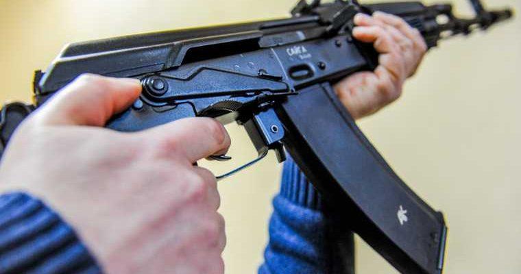 незаконный сбыт оружия