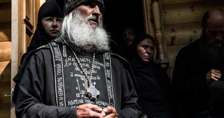 штурм монастыря отца Сергия последние новости