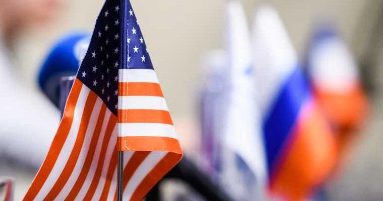 Россия высылает дипломатов США