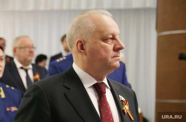 Игорь Шубин член Совета Федерации России