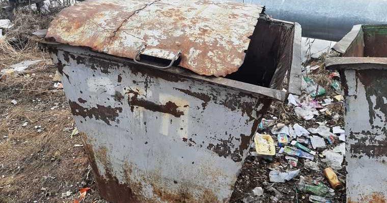 ЯНАО мусор бешенство Приуральский район