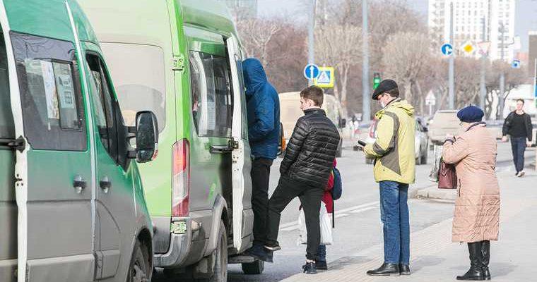Тюмень общественный транспорт