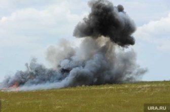 семь взрывов в Казани