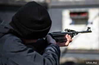 стрельба в Казани