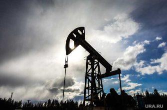 В России снизилась добыча нефти