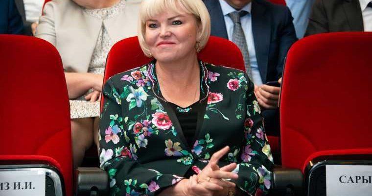 советник губернатора Тюменской области Наталья Шевчик