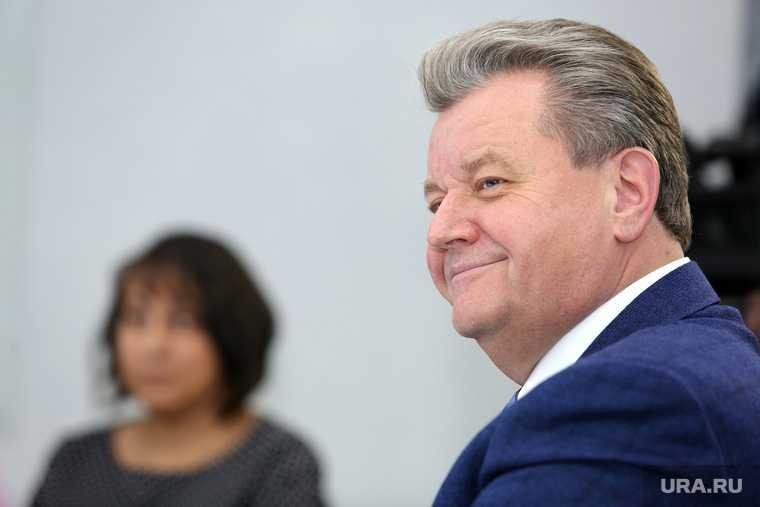 Пресс-конференция главы Нижневартовска Тихонова Василия