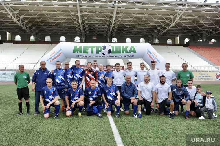 Футбол ЗСО- Трактор. Челябинск