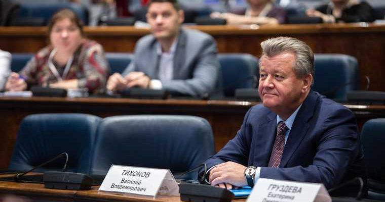 Нижневартовск отставка главы Тихонова выборы