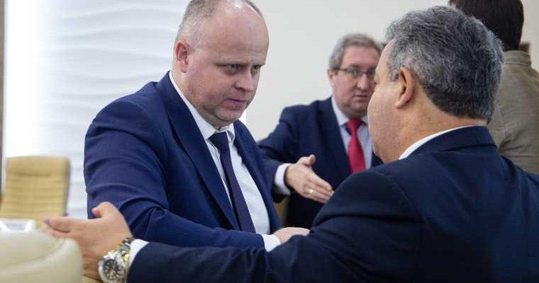 Смертин Александр администрация губернатора Пермском края