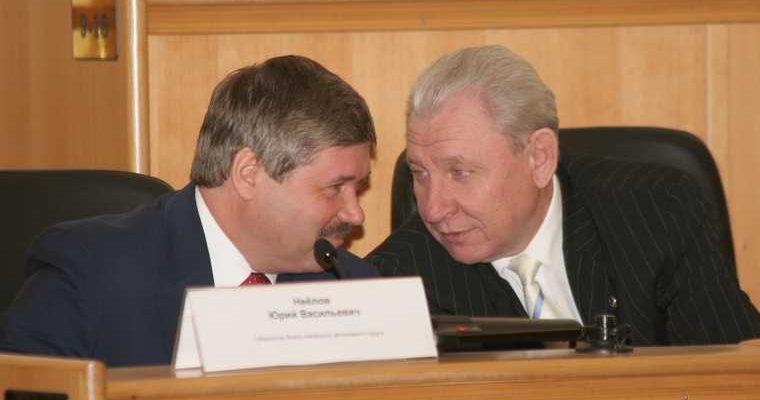 Выборы в Государственную Думы первый губернатор ХМАО Филипенко