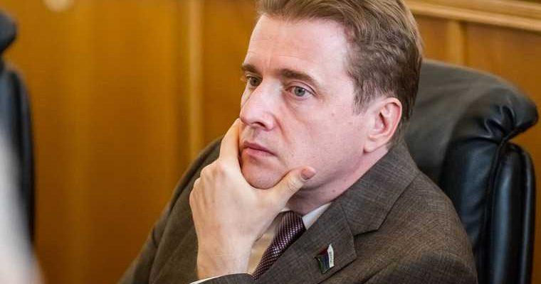 сенатор от тюмени в совфеде