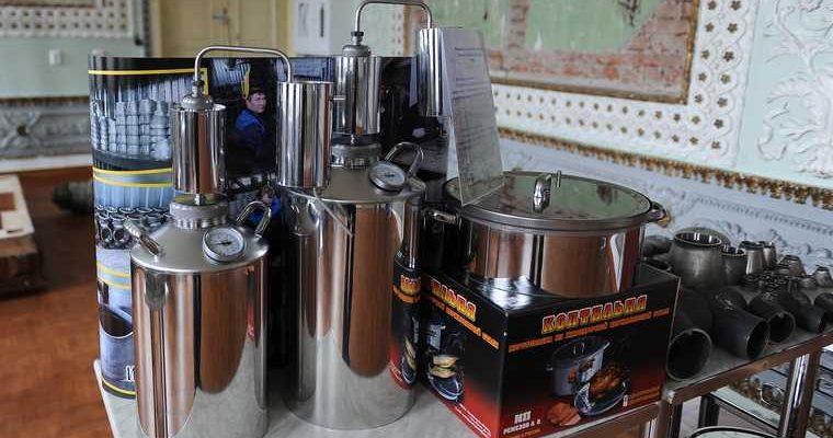 В России предложили запретить самогонные аппараты