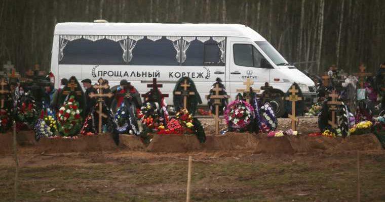 кладбища Пермь дефицит мест