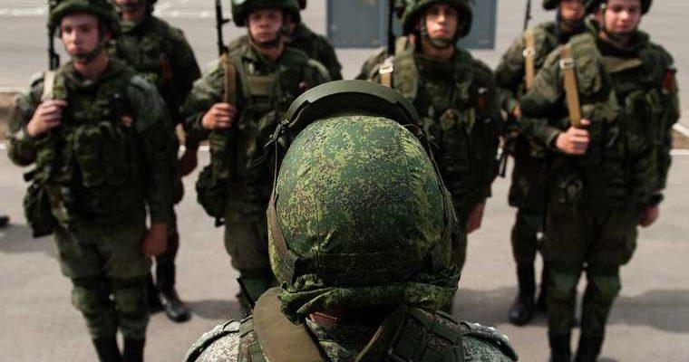 новая постоянная военная база в Сирии