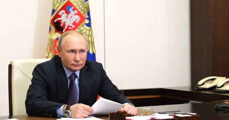 Путин подготовка выборы Госдума