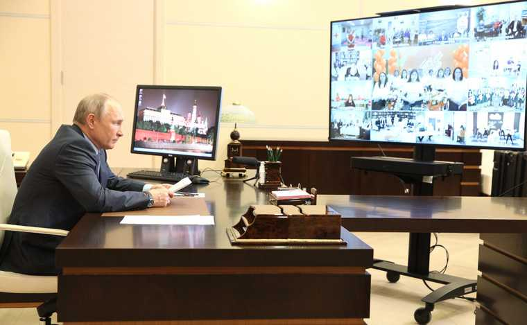 Путин одернул губернаторов, срывающих проект для 40 млн россиян