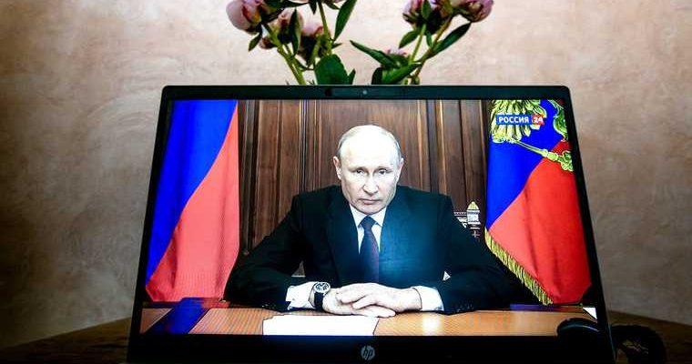 президент пообщался с пермской семьей в прямом эфире