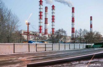грязный воздух Шадринск