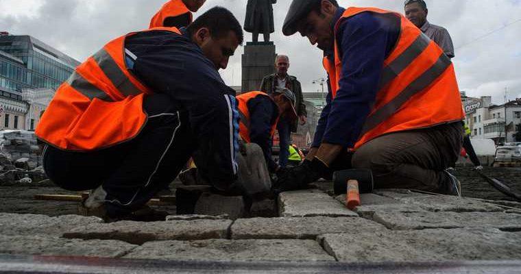 Правительство РФ: страну ждет волна мигрантов